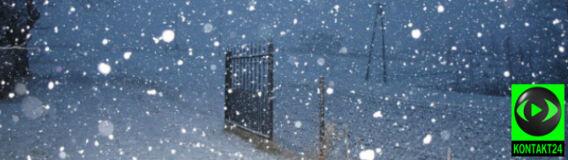 Spadł śnieg, 2 tys. osób straciło prąd
