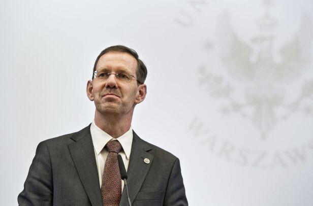 prof. Marcin Pałys Mirosław Kaźmierczak /Uniwersytet Warszawski