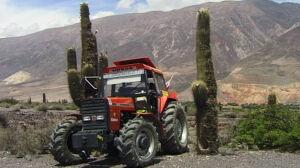 Traktorem z Ursusa dookoła świata