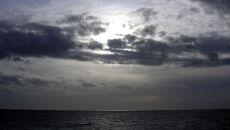 W Ustce deszcz, w Splicie chmury