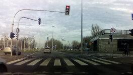 Pościg w Warszawie