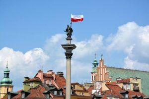 Cadillac Piłsudskiego, defilada, zwiedzanie pałacu. Warszawa świętuje