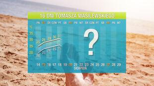 Pogoda na 16 dni: ochłodzenie tylko na moment