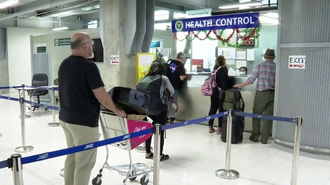 Trzy przypadki koronawirusa poza Chinami. Kontrole na lotniskach