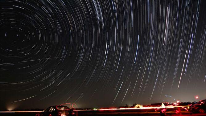 Patrzcie w górę w nocy z 21 na 22 października. Pojawi się deszcz Orionidów